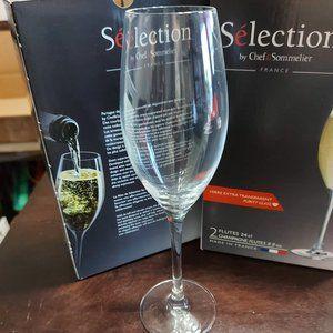 Selection Champagne Flutes (4 pcs)